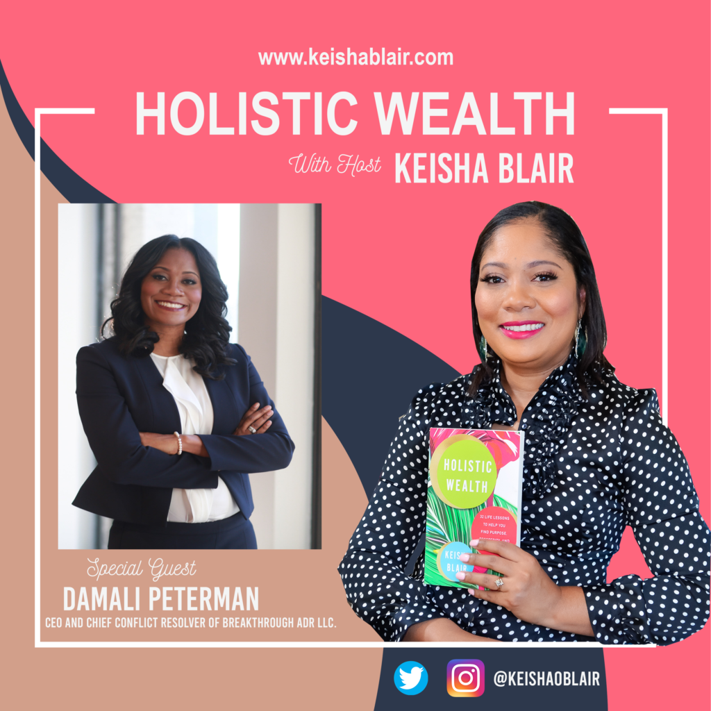 How to Negotiate A Higher Salary Plus Conflict Resolution Tips & The Riots in Washington DC with Damali Peterman