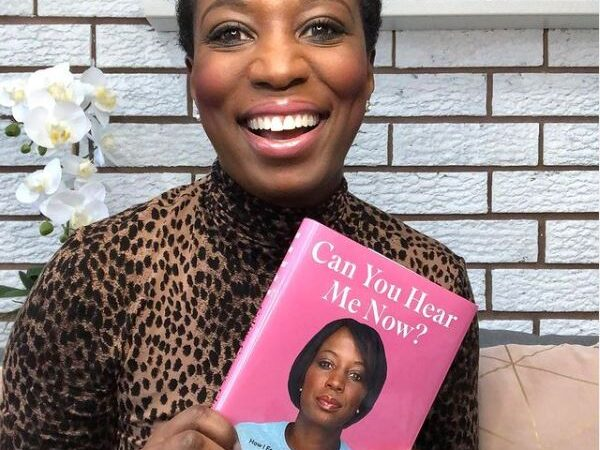 Celina Caesar-Chavannes talks about her new book, Can You Hear Me Now? How I Found My Voice and Learned to Live with Passion and Purpose