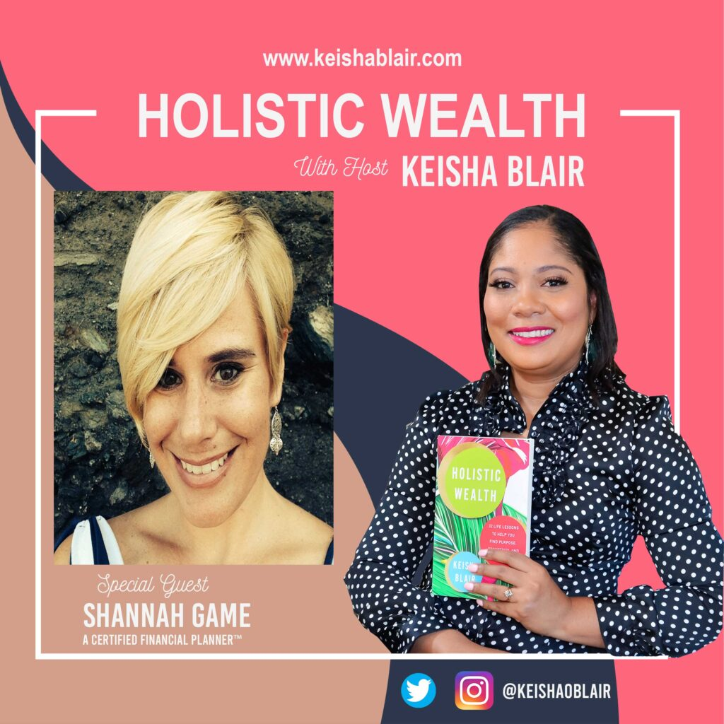 How To Handle Your Finances During COVID-19 Plus How To Make Money With A Podcast with Shannah Game