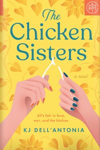 KJ Dell'Antonia Talks About Getting A Book Deal, and her New York Times Bestseller, The Chicken Sisters, A Reese Witherspoon Book Club Pick.