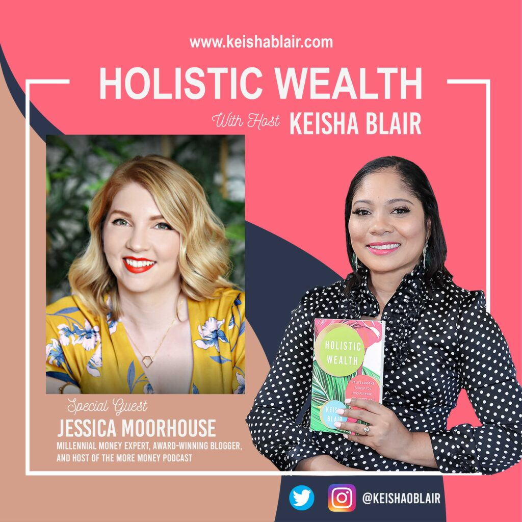 How to Grow Your Blog Into A Six-Figure Business with Jessica Moorhouse