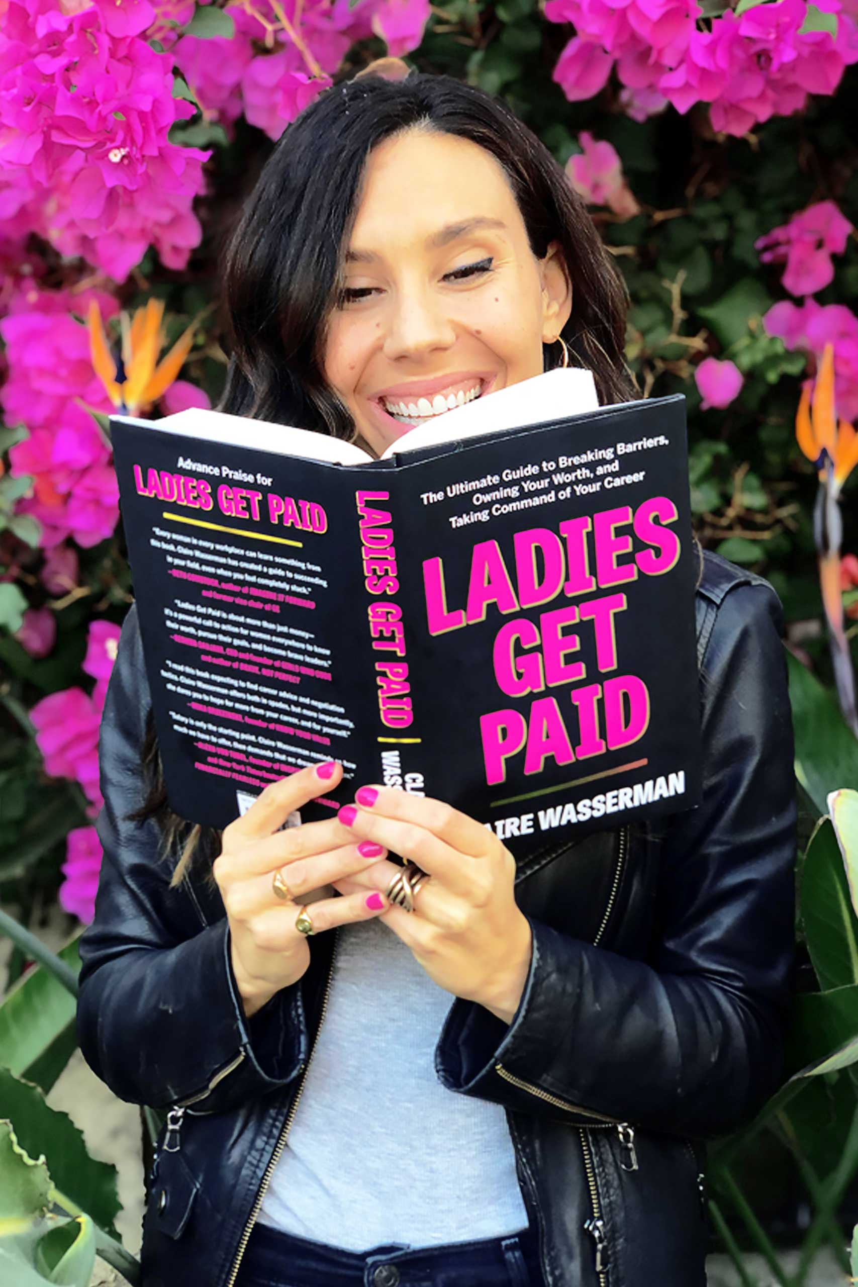 How To Invest in Cryptocurrency, & Financial Education for Women with Claire Wasserman, Founder of Ladies Get Paid