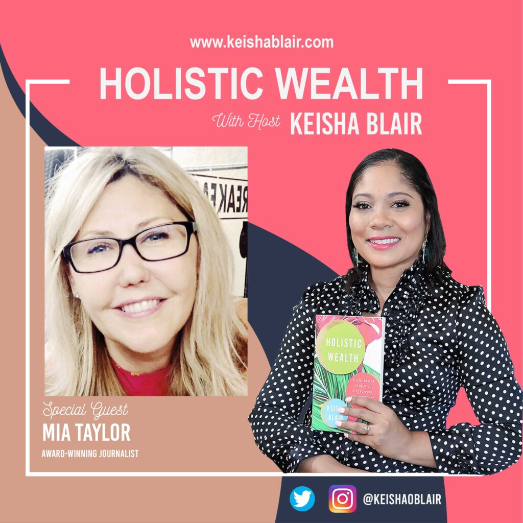 Overcoming Breast Cancer & Making A Mid-Life Career Change with Mia Taylor